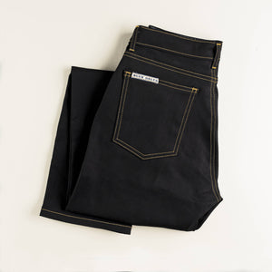 Blue On Black Denim Jeans