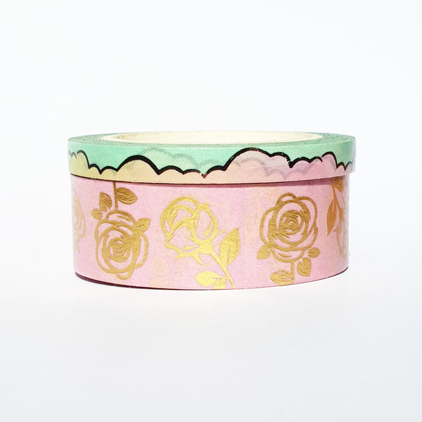 Bloomingfield and Daydream set ♡ Washi tape