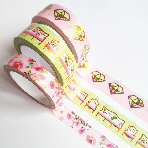 Sweet Elegance ♡ Washi tape