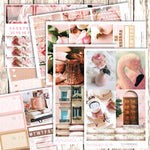 Country Blush ♡ Planner Sticker Kit