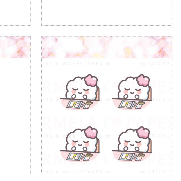Planning ♡ Cotton Planner Stickers