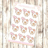 Planner ♡ Cotton 2.0 Planner Stickers