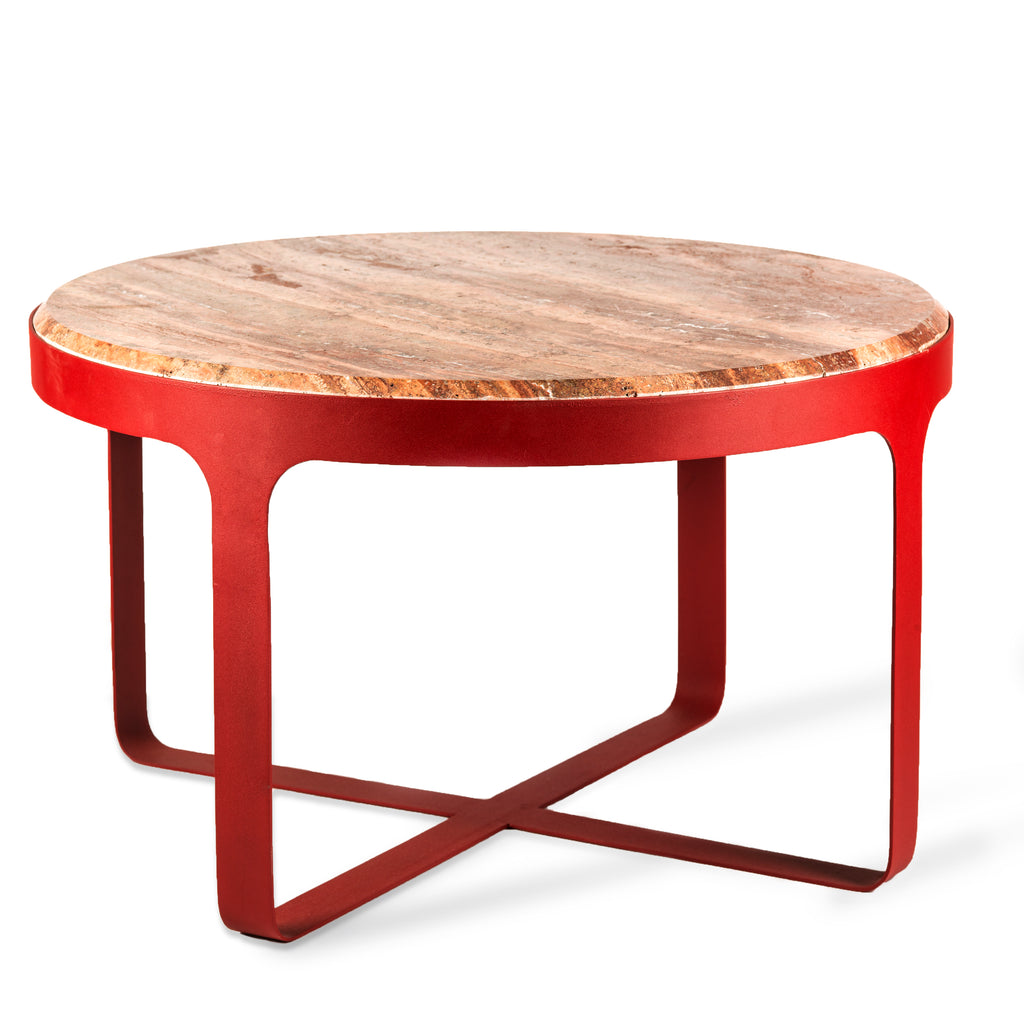 TABLE BASSE STONER / RED