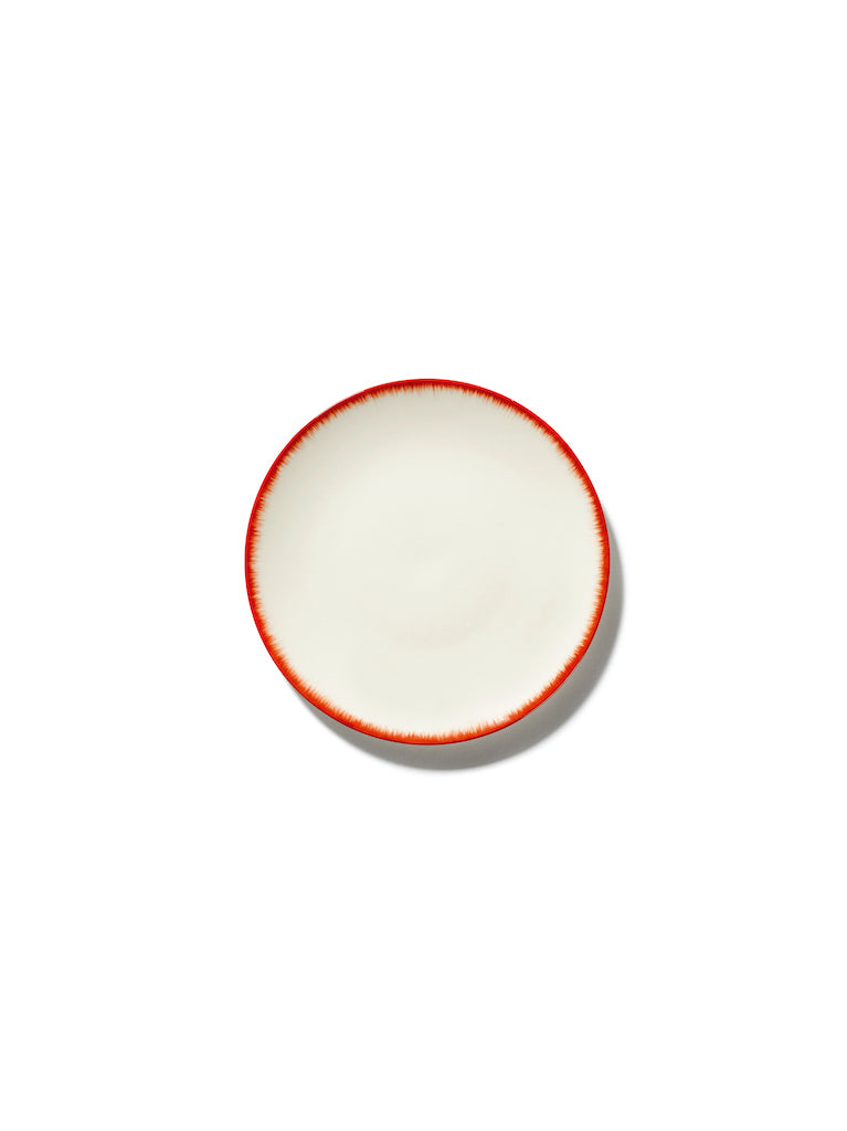 ASSIETTE DÉ OFF-WHITE/RED - D14