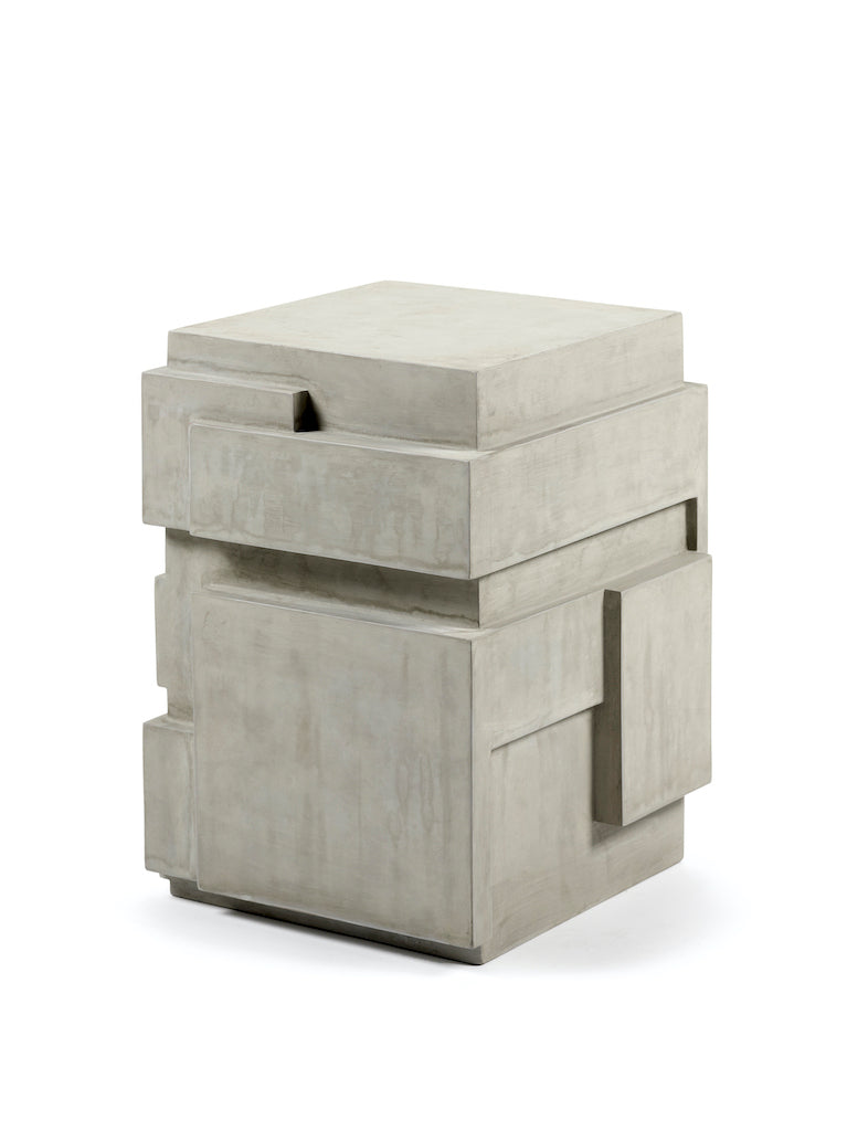 CONCRETE TABLE D'APPOINT