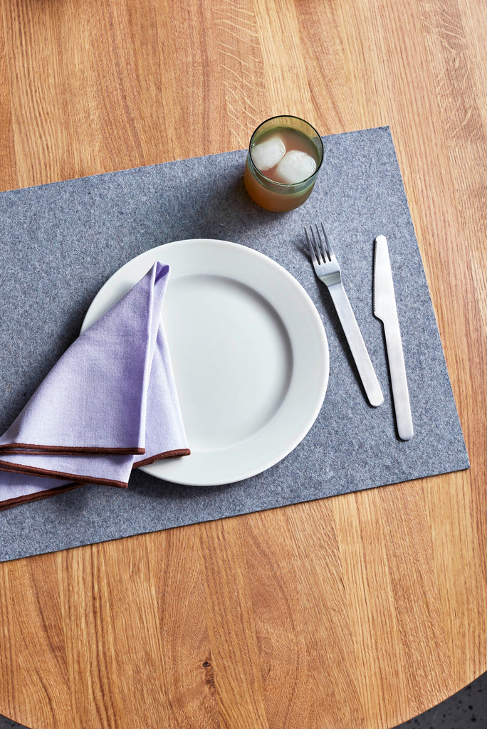 SERVIETTE DE TABLE CONTOUR