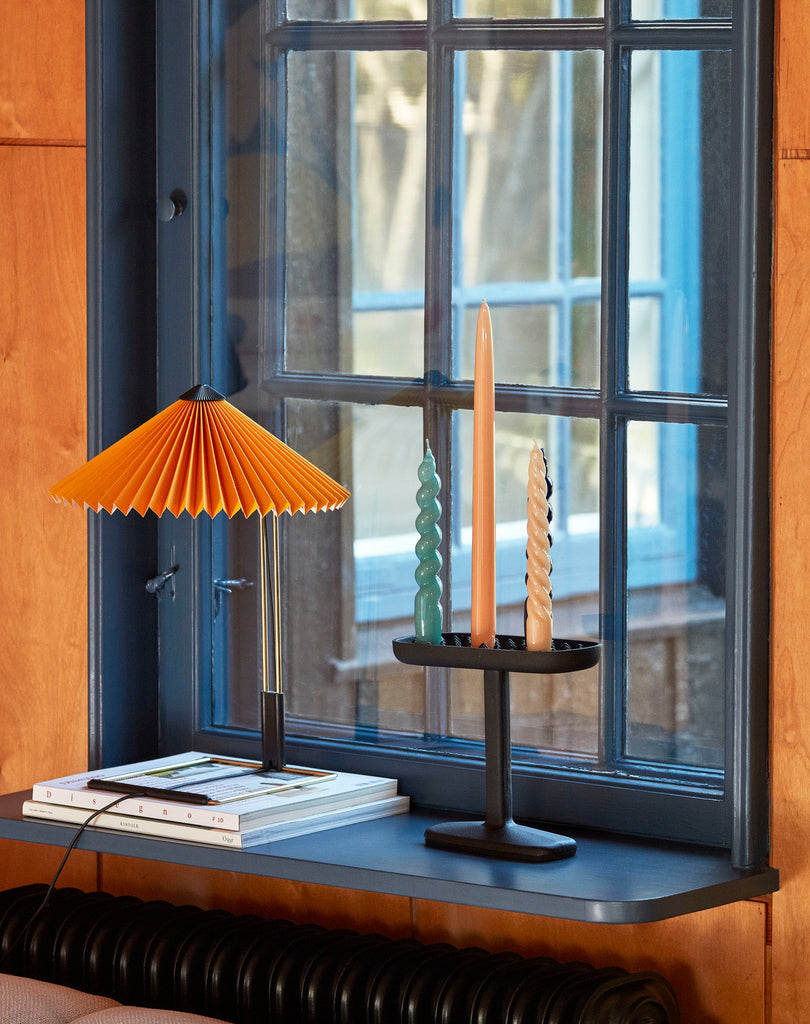 MATIN TABLE LAMP / Ø300 YELLOW
