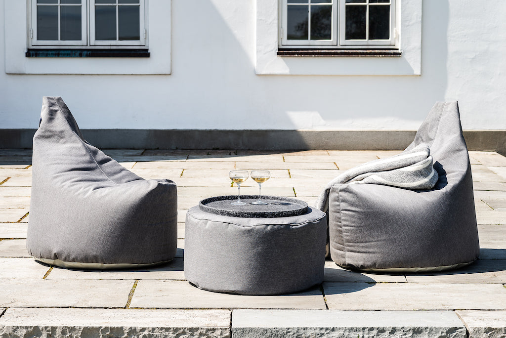 SATELLITE POUF LOUNGE