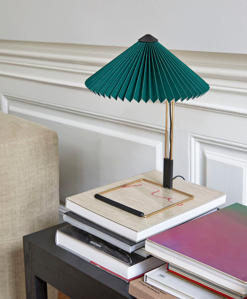 MATIN TABLE LAMP / Ø380 GREEN