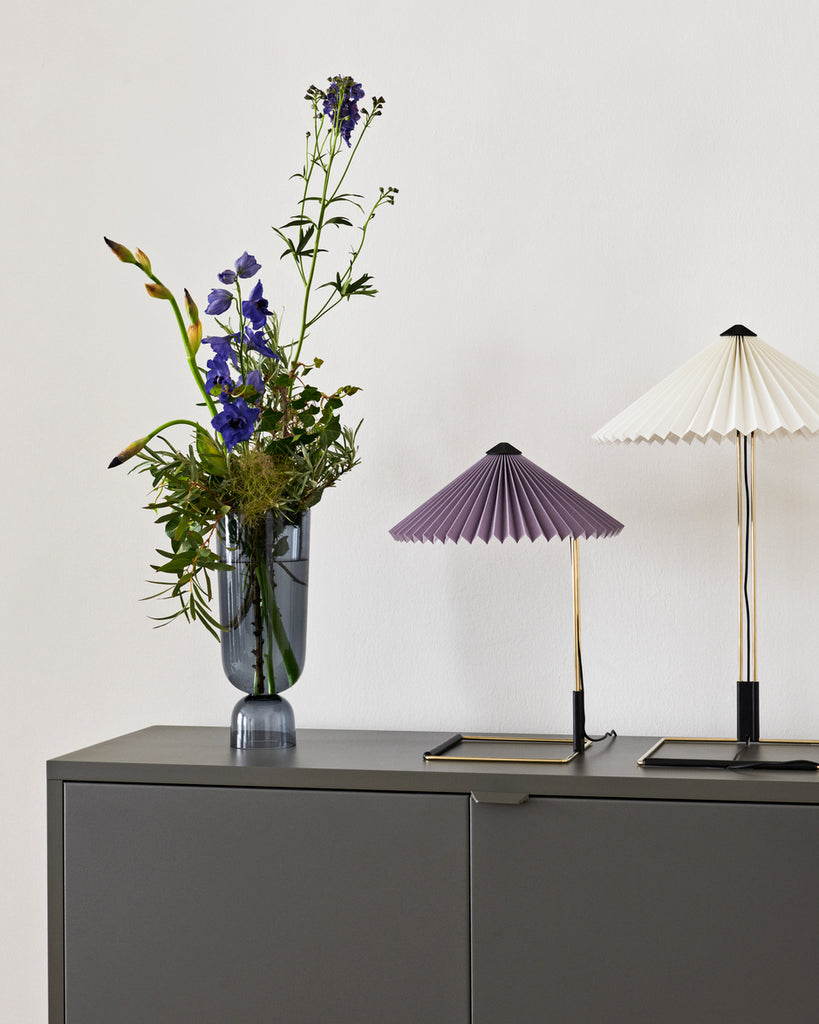 MATIN TABLE LAMP / Ø380 LAVENDER