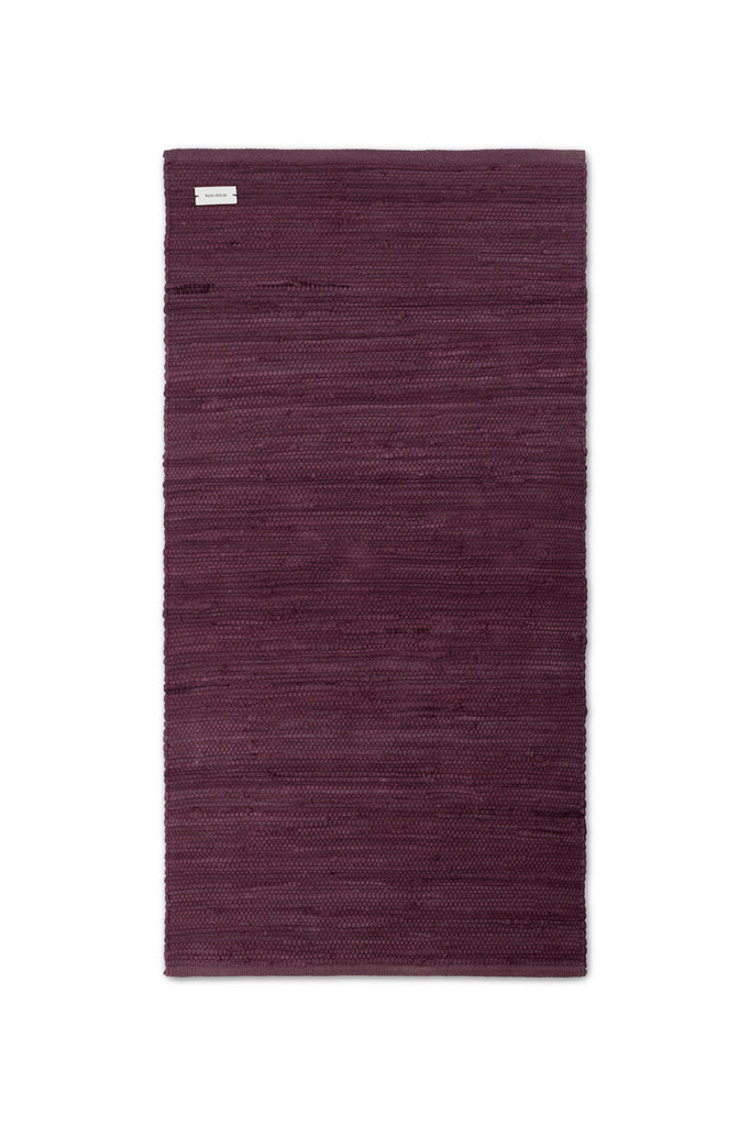 TAPIS COTTON RASPBERRY