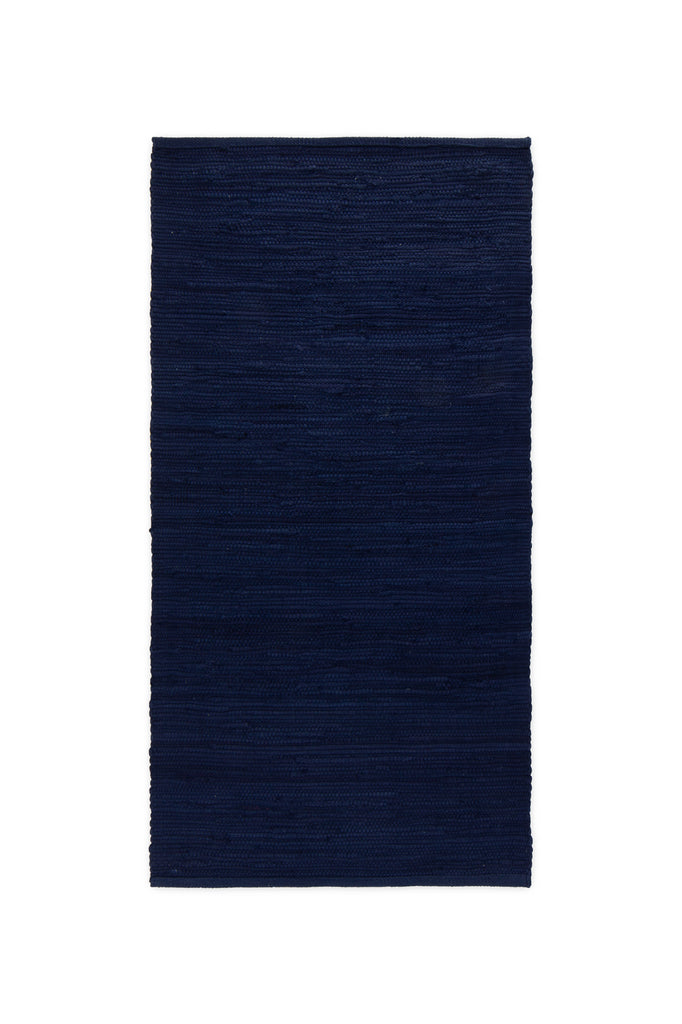 TAPIS COTTON BLEU OCEAN