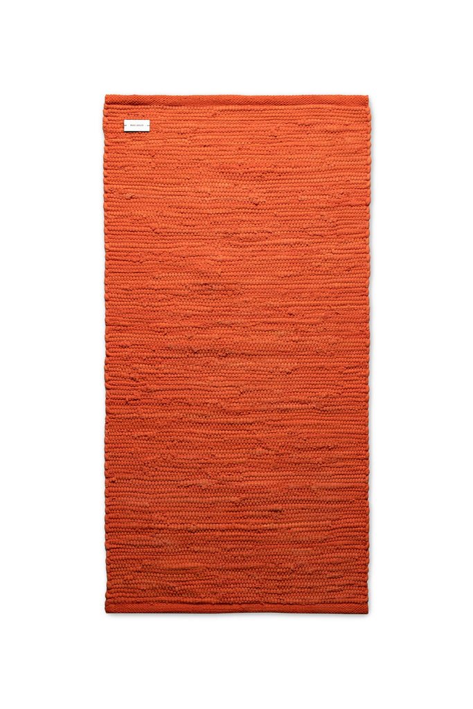 TAPIS COTTON ORANGE