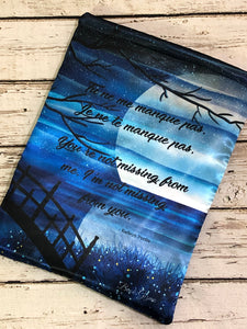 Book Club Exclusive Book Sleeve -  September Bone Criers Moon