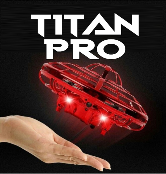(BUY 2 GET FREE SHIPPING) TITAN Mini Drone PRO
