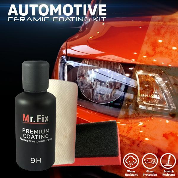 Automotive Ceramic Coating Kit