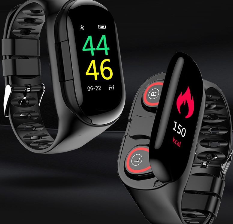 2in1 Smartwatch and Ear Buds