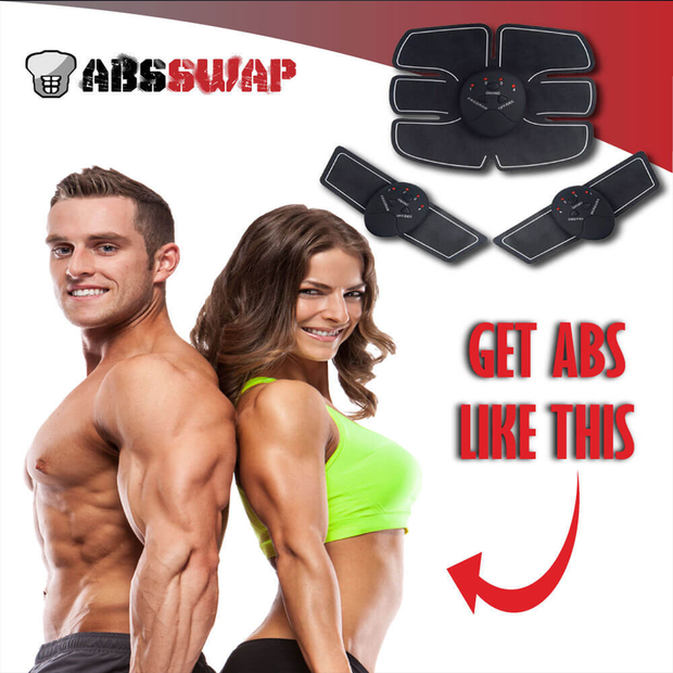 (BUY 2 GET FREE SHIPPING) ABSSWAP