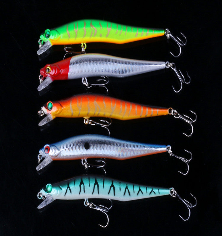 AMAZING Hard Minnow lure combination sets peche fishing lure 31PCS - 50%OFF