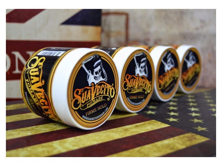 Suavecito Hair Style Strong Styling Wax Restoration