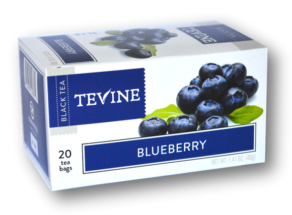 Blueberry - Case of 120 Tea Bags