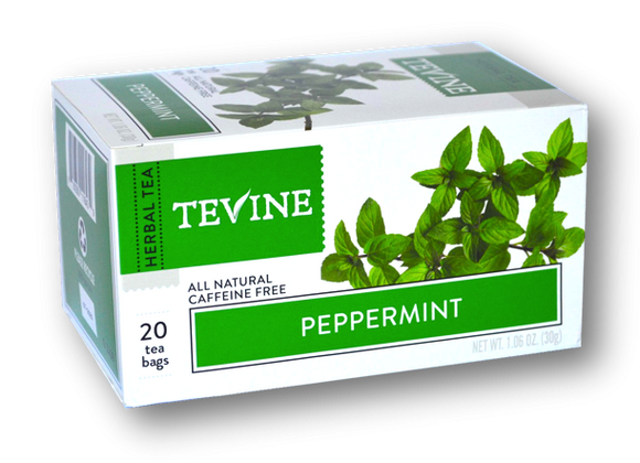 Peppermint - Case of 120 Tea Bags