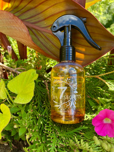 Stimulating Body Oil