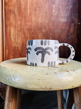 Load image into Gallery viewer, Palm tree mug