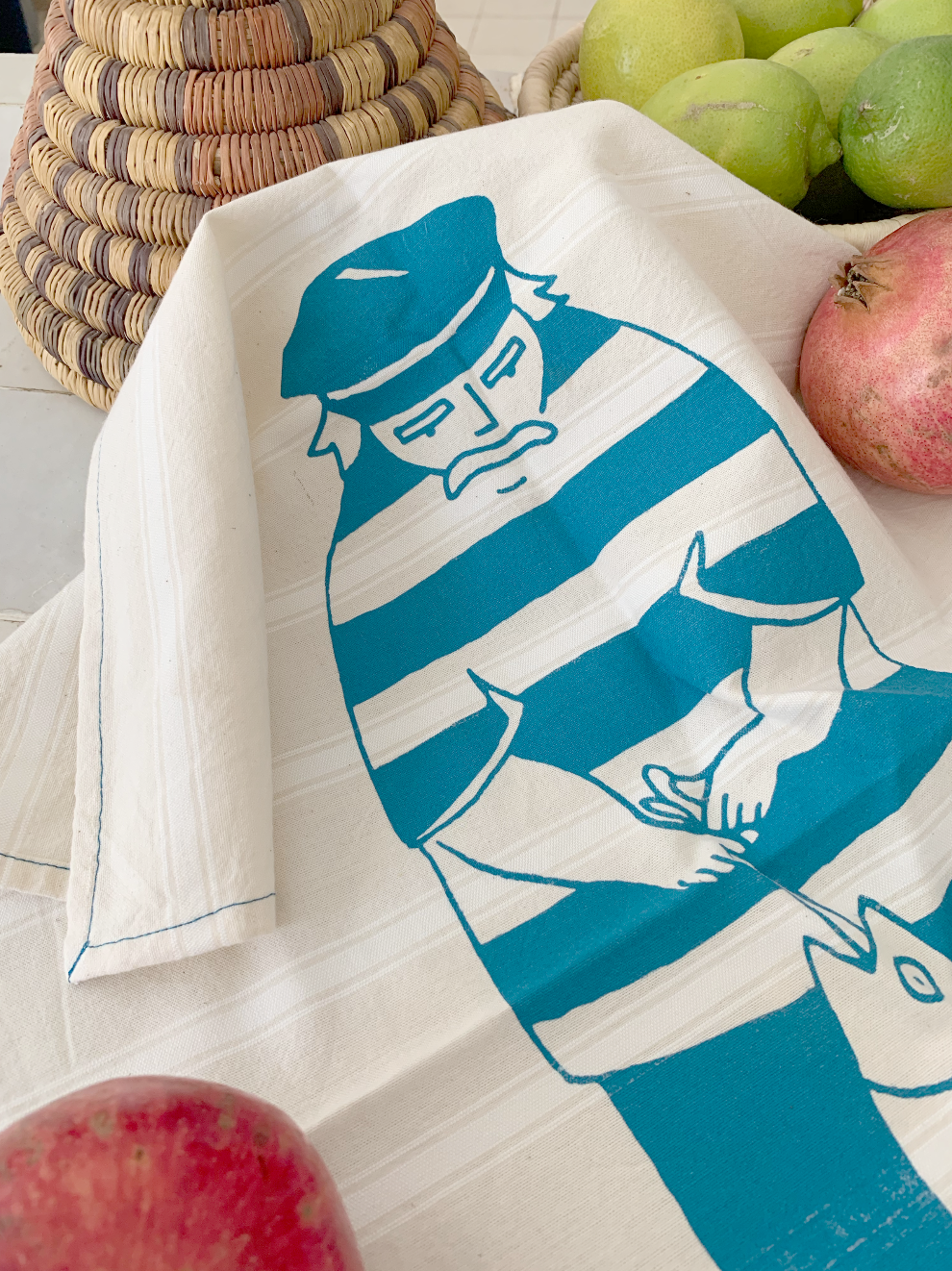 Mr Labas kitchen towel