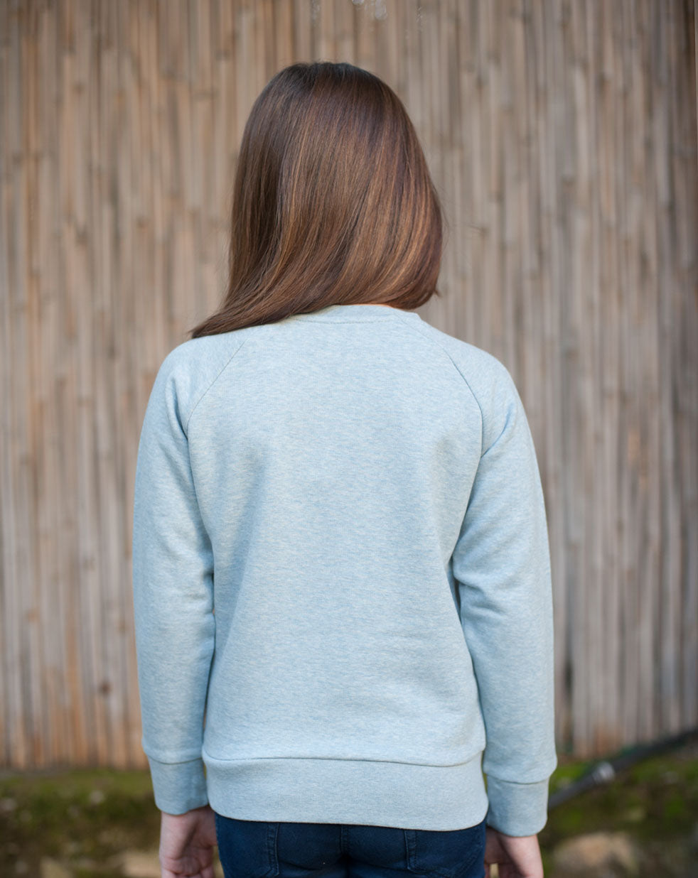 Kids sweatshirt | ice blue
