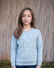 Load image into Gallery viewer, Kids sweatshirt | ice blue