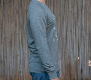 Men's sweatshirt | grey
