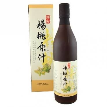 【祥記】楊桃原汁 Star Fruit Juice