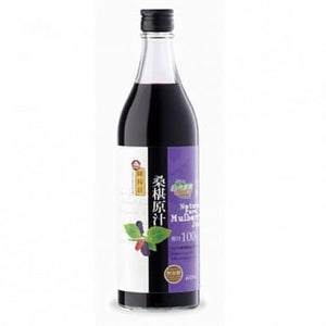 陳稼莊桑椹原汁 Mulberry Juice (No Sugar)