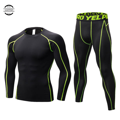 Legends Compression Tracksuit - Gym Outfitters - mens gym tracksuit