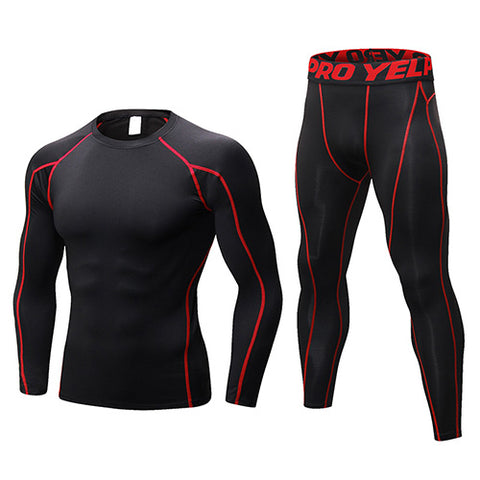 Legends Compression Tracksuit - Gym Outfitters