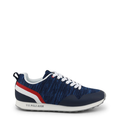 U.S. Polo Shoes Men Sneakers - Flash4089S9_T1