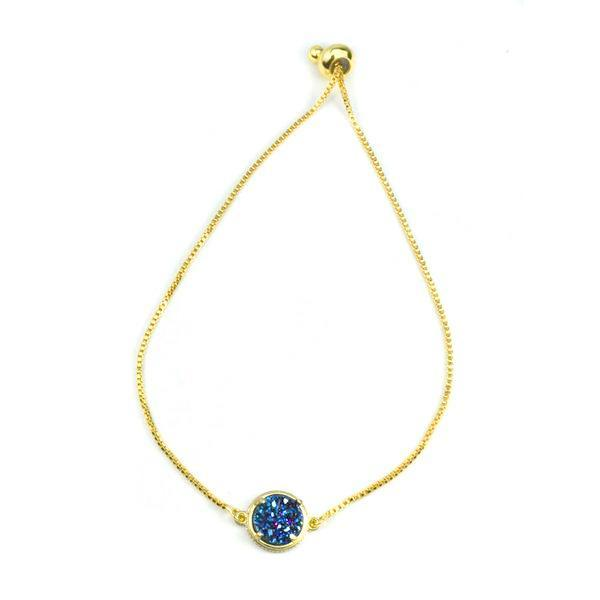 Addison Gold Adjustable Bracelet