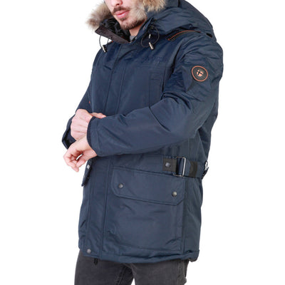 Geographical Norway Jacket - Ametyste_Man
