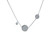 Engravable Greek Discs Necklace