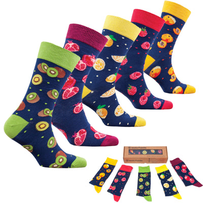 Delightful Fruits Socks