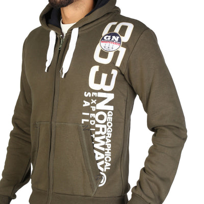 Geographical Norway Sweatshirt - Gandinsky_Man