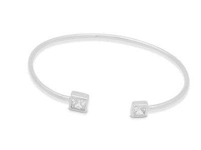 Square Ends Bangle