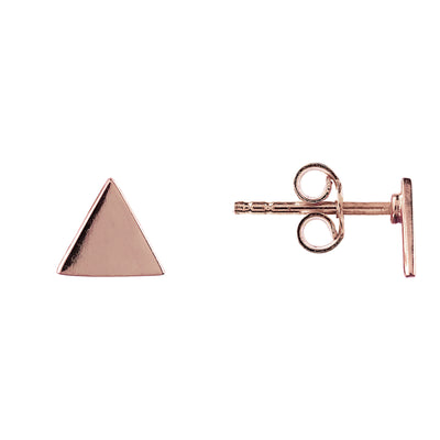 Triangle Cosmic Stud Earrings