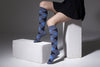 High-Class Argyle Set Socks