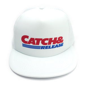 C&R MESH CAP [WHITE]