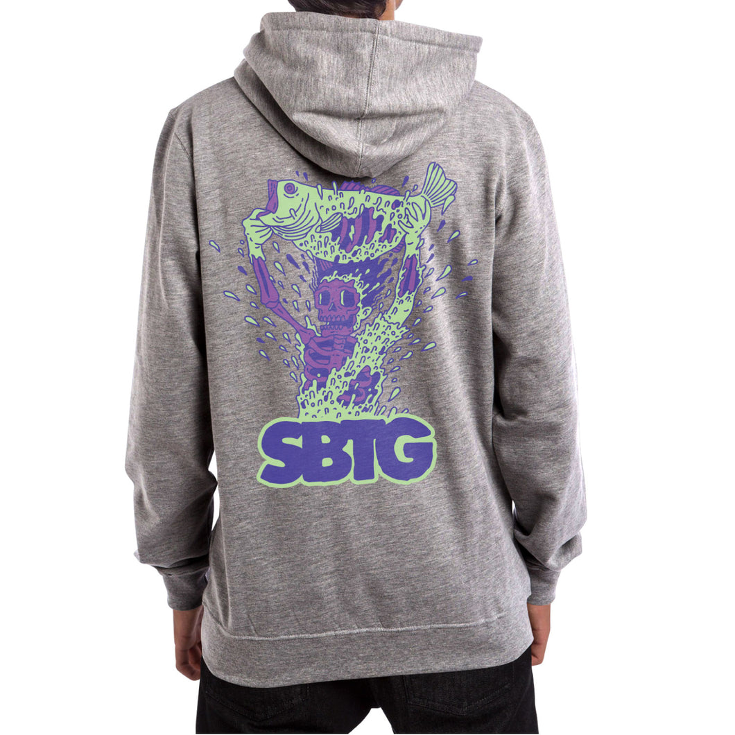 SABOTAGE HOODED [GRAY]