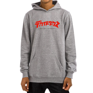 DWS Katakana Hooded [GRAY]