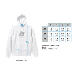 FFF HOODED [GRAY]