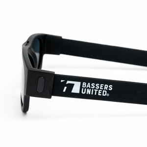 WARP SUNGLASSES [BLACK]